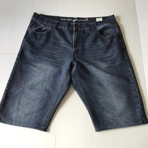 Beverly Hills Polo Club Men Denim Shorts Size 38